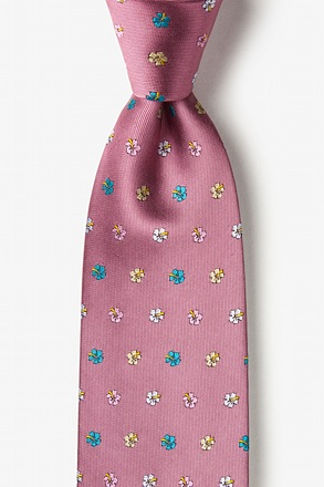 Awesome Blossoms Extra Long Tie
