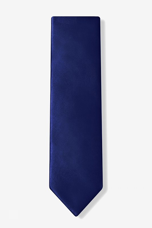 Eclipse Blue Extra Long Tie