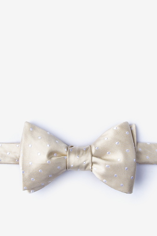 Richards Self-Tie Bow Tie Photo (0)
