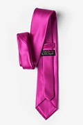 Festival Fuchsia Extra Long Tie Photo (2)