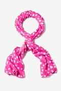 Love Is In the Air Fuchsia Scarf by Scarves.com
