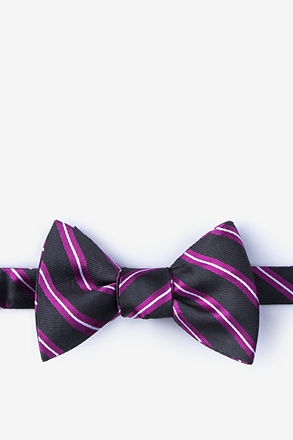 _Barrow Fuchsia Self-Tie Bow Tie_