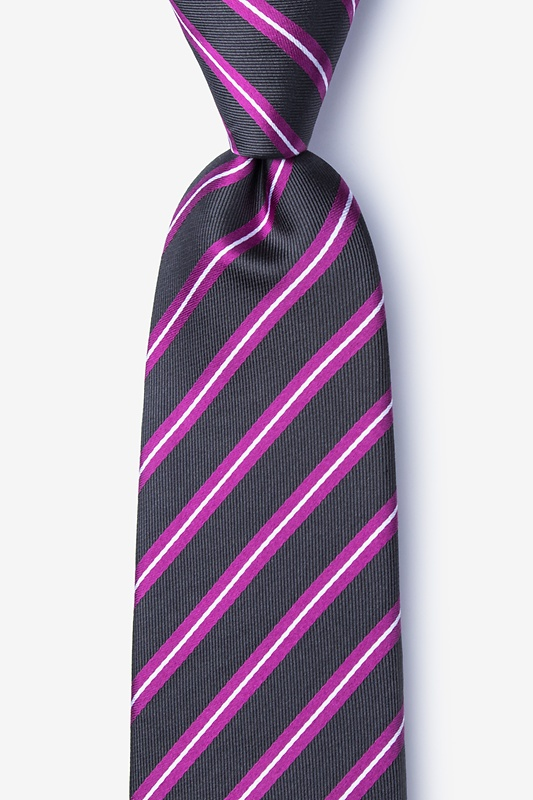 Barrow Fuchsia Tie Photo (0)