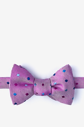 _Canary Self-Tie Bow Tie_