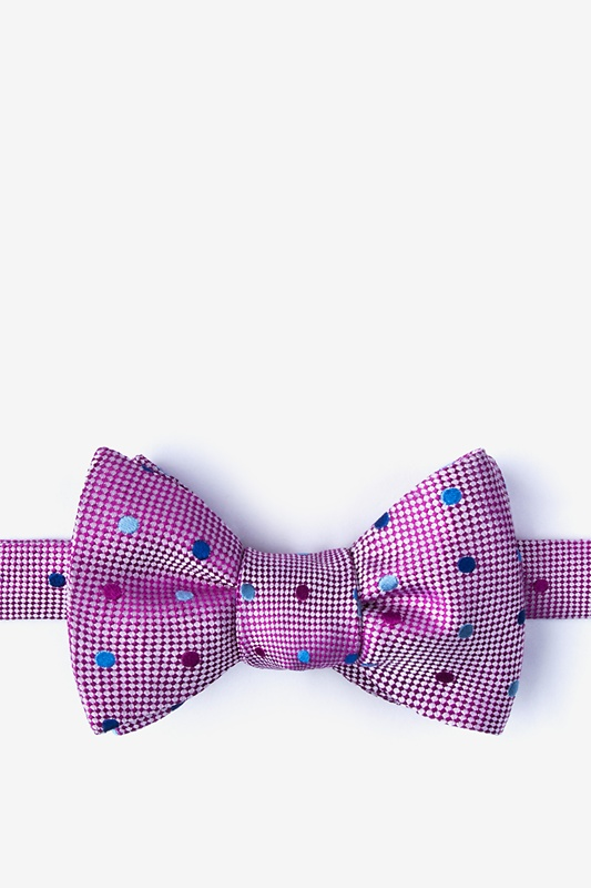 Canary Self-Tie Bow Tie Photo (0)