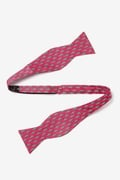 Mini Alligators Self-Tie Bow Tie Photo (1)