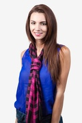 Picnic Check Scarf by Scarves.com