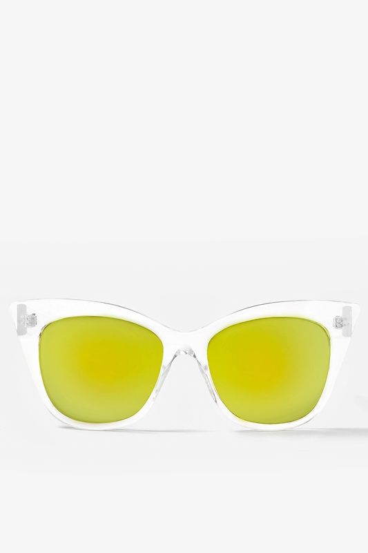 Suzi Gold Sunglasses by Scarves.com