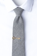 Antique Key Tie Bar Photo (1)