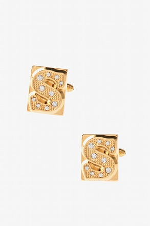 Blinged Out S Cufflinks