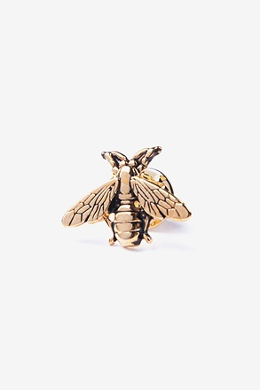 _Bumblebee Gold Lapel Pin_