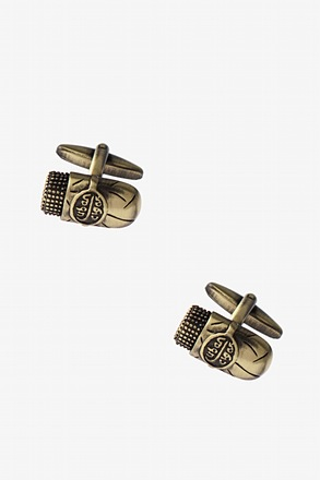 Cuban Cigar Cufflinks