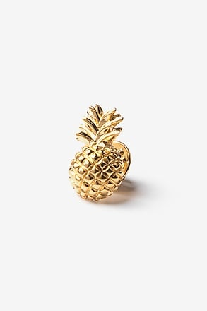 _Pineapple Lapel Pin_