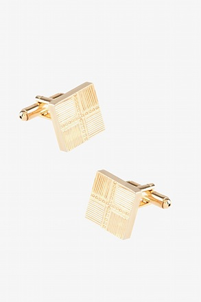 Quadrant Cross Cufflinks
