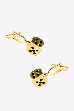 Roll The Dice Cufflinks