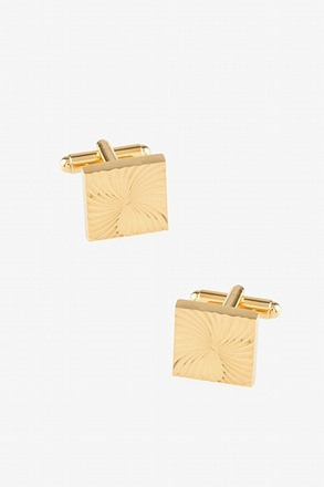 Square Reflections Cufflinks