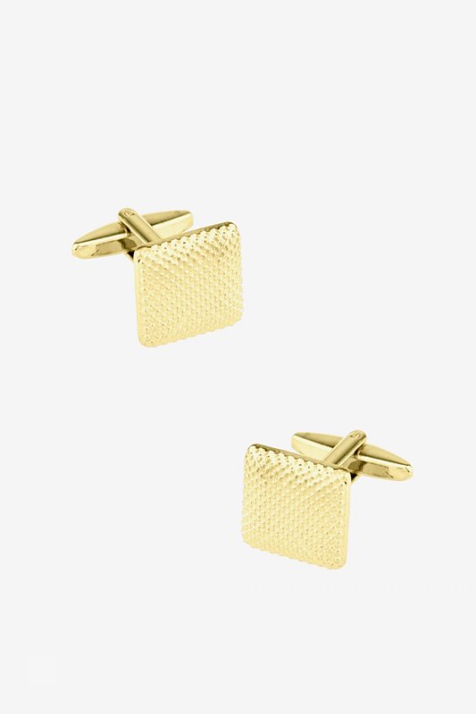 Textural Gradient Cufflinks Photo (0)