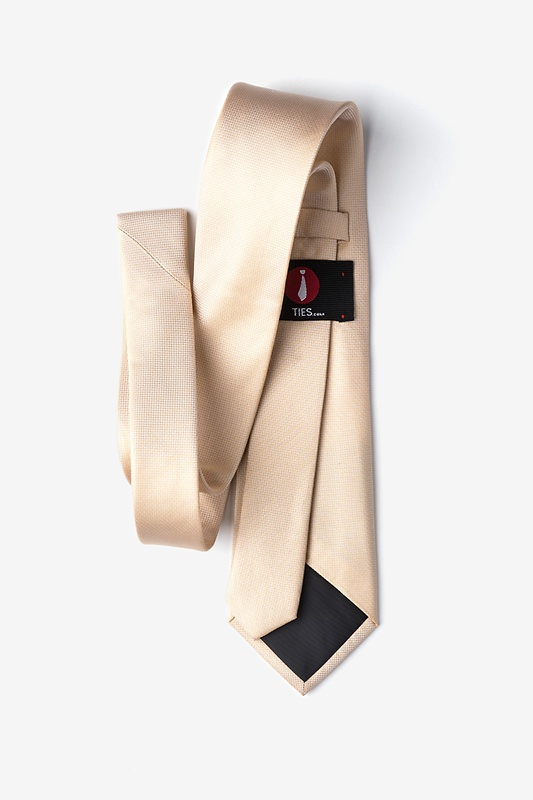 Luzon Gold Extra Long Tie Photo (1)