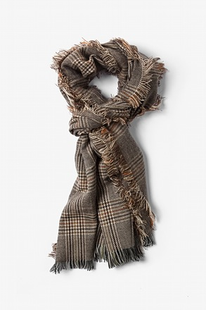 Brunswick Plaid Scarf
