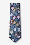 Optometrist Long Tie