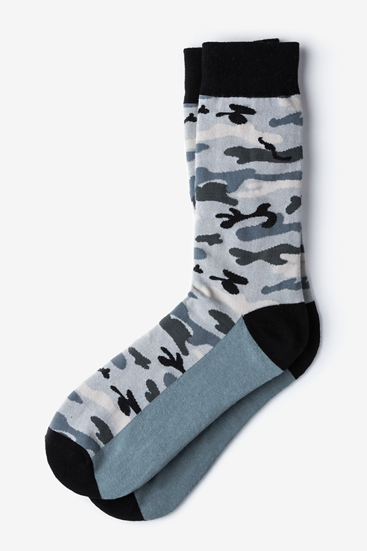Camouflage Sock