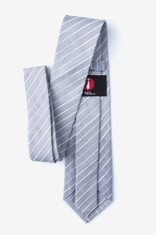 Ash Gray Tie Photo (1)