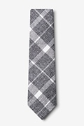 Kirkland Gray Extra Long Tie Photo (1)