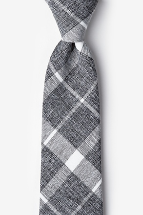 Kirkland Gray Extra Long Tie