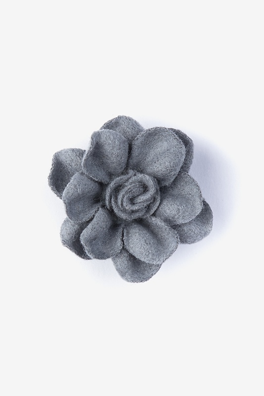 Begonia Lapel Pin Photo (0)