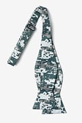 Digital Camo Self-Tie Bow Tie