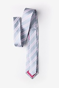 Jefferson Stripe Skinny Tie Photo (1)