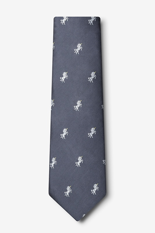 Unicorns Extra Long Tie Photo (1)