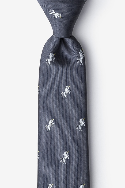 Unicorns Extra Long Tie Photo (0)