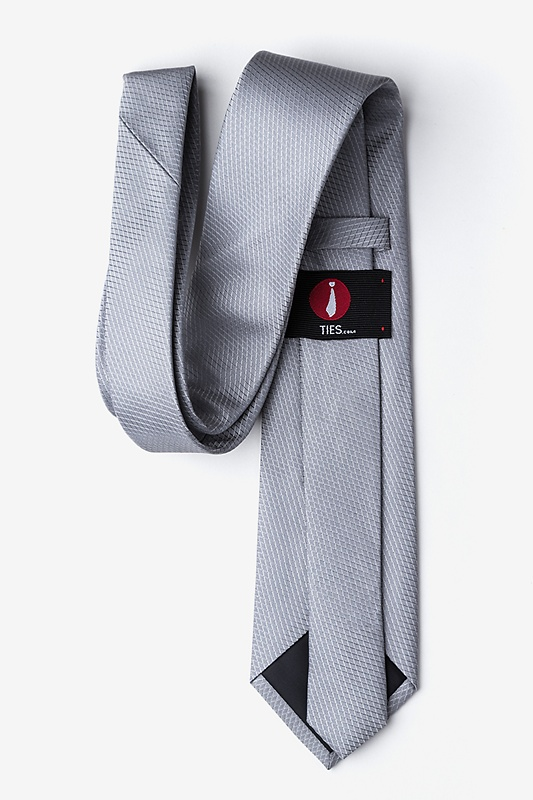 Dominica Gray Tie Photo (1)