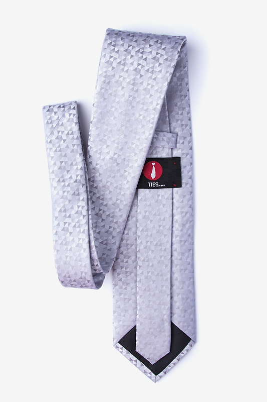 Harrington Gray Extra Long Tie Photo (1)