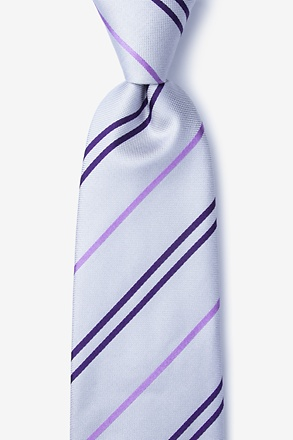 Maigue Gray Tie