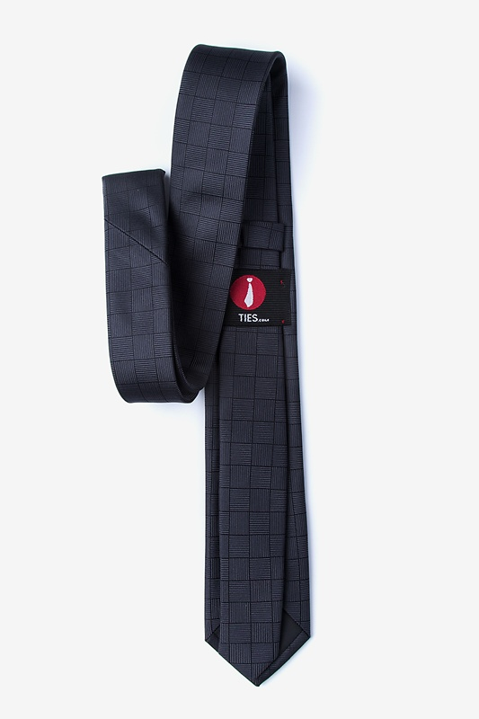 Red Hill Gray Skinny Tie Photo (1)