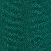 Green Carded Cotton Hollywood Solid Sock