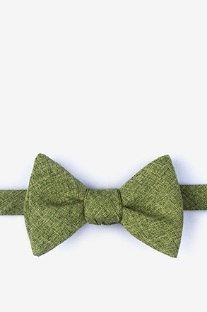_Ben Green Self-Tie Bow Tie_