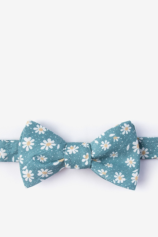 Canton Self-Tie Bow Tie Photo (0)