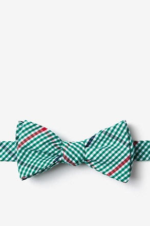 _Douglas Green Self-Tie Bow Tie_