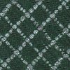 Green Cotton Glendale Pocket Square