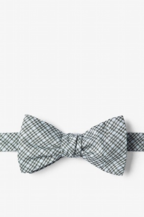 Green Animator Self-Tie Bow Tie