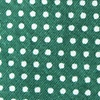 Green Cotton Gregory Extra Long Tie