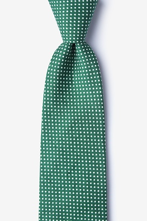 Gregory Green Extra Long Tie