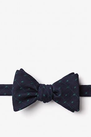 Gresham Green Self-Tie Bow Tie