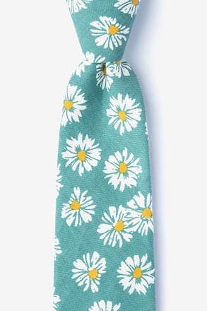 Hinton Green Extra Long Tie