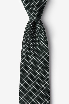 Holbrook Green Extra Long Tie