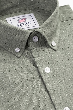 _Mason Slim Fit Casual Shirt_