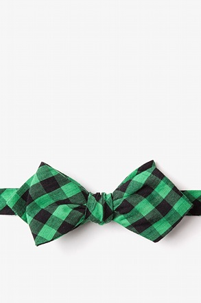 Pasco Diamond Tip Bow Tie